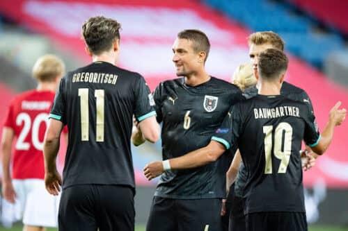 Прогноз на матч Австрия — Румыния — 07.09.2020, 21:45